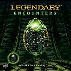 Upper Deck Marvel Legendary Deckbuilding Game: Encounters - Alien