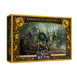 Cool Mini or Not A Song of Ice & Fire: Tabletop Miniatures Game - Baratheon Sentinels
