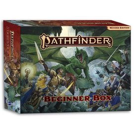 Paizo Pathfinder RPG 2nd Edition: Beginner Box