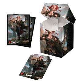 Ultra Pro Commander Legends Combo Deck Box & Sleeves V2