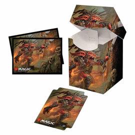 Ultra Pro Commander Legends Combo Deck Box & Sleeves V5