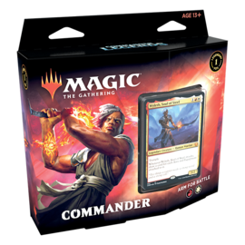 Wizards of the Coast Commander Legends Deck - Arm for Battle