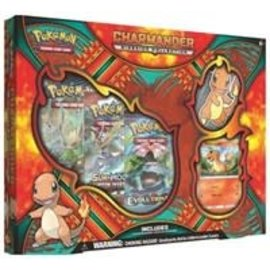 Pokemon International Charmander Sidekick Collection