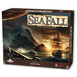 Plaid Hat Games Seafall - A Legacy Game