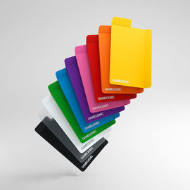 Asmodee Gamegenic Flex Card Dividers: Multicolor Pack