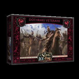Cool Mini or Not A Song of Ice & Fire: Tabletop Miniatures Game  - Targaryen Dothraki Veterans