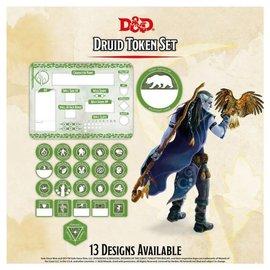 GaleForce Nine Dungeons and Dragons: Token Set - Druid
