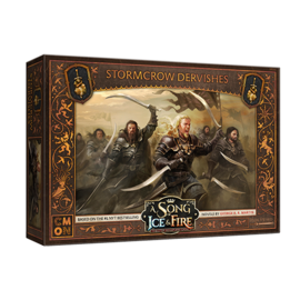 Cool Mini or Not A Song of Ice & Fire: Tabletop Miniatures Game  - Neutral Stormcrow Dervishes