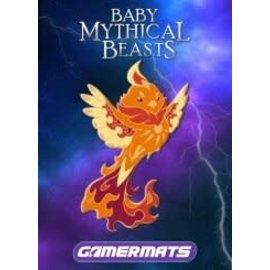 Baby Mythical Beast Pin - Phoenix