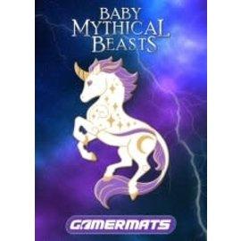 Baby Mythical Beast Pin - Unicorn