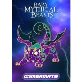 Baby Mythical Beast Pin - Manticore