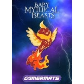 Baby Mythical Beast Pin - Phoenix Alternate