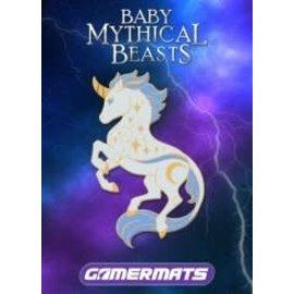 Baby Mythical Beast Pin - Unicorn Alternate