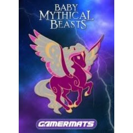 Baby Mythical Beast Pin - Pegasus Alternate