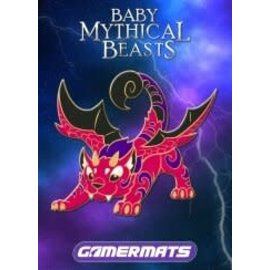 Baby Mythical Beast Pin - Manticore Alternate