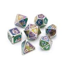Die Hard Dice Die Hard Dice - Metal 7 Set - Drakona Khaos Aether