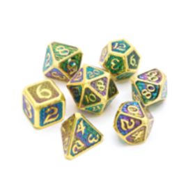 Die Hard Dice Die Hard Dice - Metal 7 Set - Drakona Khaos Hemera