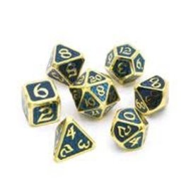 Die Hard Dice Die Hard Dice - Metal 7 Set - Drakona Khaos Erebus