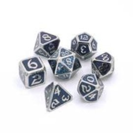 Die Hard Dice Die Hard Dice - Metal 7 Set - Drakona Khaos Nyx