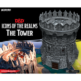 Wiz Kids (Local Pickup Only) Dungeons & Dragons Fantasy Miniatures: Icons of the Realms - The Tower