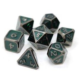 Die Hard Dice Die Hard Dice - Metal 7 Set - Mythica - Sinister Emerald