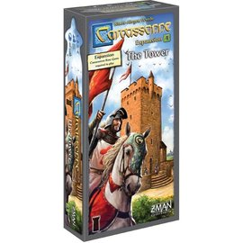 Z-Man Games Carcassonne - The Tower