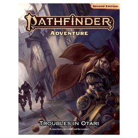 Paizo Pathfinder Second Edition: Adventure - Troubles in Otari