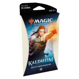 Wizards of the Coast Kaldheim Theme Booster Pack - White