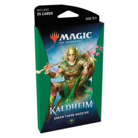Wizards of the Coast Kaldheim Theme Booster Pack - Green