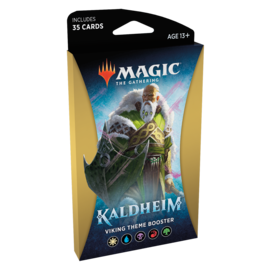Wizards of the Coast Kaldheim Theme Booster Pack - Viking