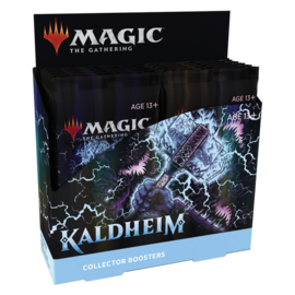Wizards of the Coast Kaldheim Collector Booster Box (Local Only)
