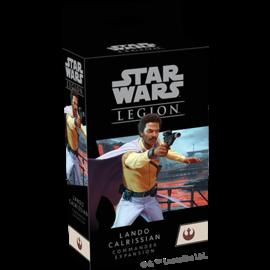 Fantasy Flight (Preorder) Star Wars Legion - Republic - Lando Calrissian Commander Expansion