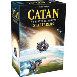 Asmodee Catan: Starfarers 5-6 Player Expansion