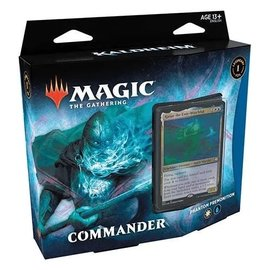 Wizards of the Coast Kaldheim Commander Deck - Blue White