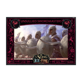 Cool Mini or Not A Song of Ice & Fire: Tabletop Miniatures Game  - Unsullied Swordsmen