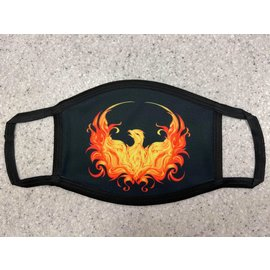 Face Mask - Phoenix Fire Games NEW Logo