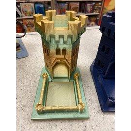 Adam Edmiston Large 3D Printed Dice Tower - Color Shift