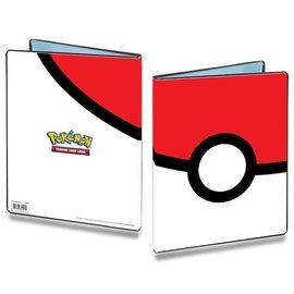 Ultra Pro 9 Pocket Binder - Pokemon Pokeball