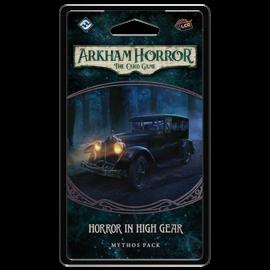 Fantasy Flight Arkham Horror LCG: Horror in High Gear Mythos Pack