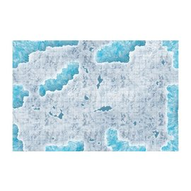 GaleForce Nine Dungeons and Dragons: Caverns of Ice Encounter Map (30in x 20in)