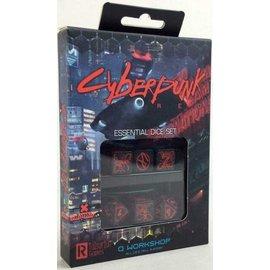 Cyberpunk Essential Dice