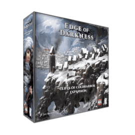Alderac Entertainment Group Edge of Darkness Cliffs of Coldharbor Expansion