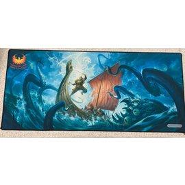 Phoenix Fire Games Phoenix Fire Kaldheim Standard Playmat