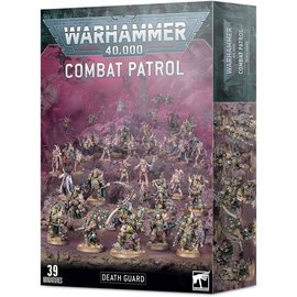 Games Workshop Warhammer 40K: Death Guard - Combat Patrol