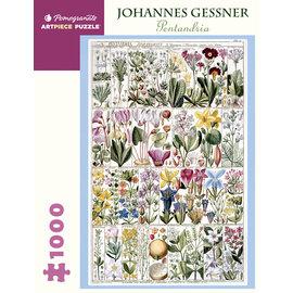 Pomegranate Johannes Gessner: Pentandria 1000-Piece Jigsaw Puzzle