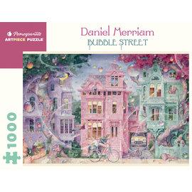 Pomegranate Daniel Merriam: Bubble Street 1000-Piece Jigsaw Puzzle