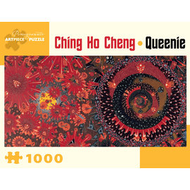 Pomegranate Ching Ho Cheng: Queenie 1000-Piece Jigsaw Puzzle