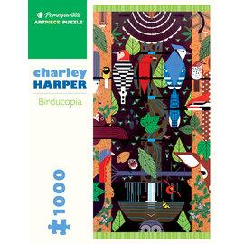 Pomegranate Charley Harper: Birducopia 1000-Piece Jigsaw Puzzle