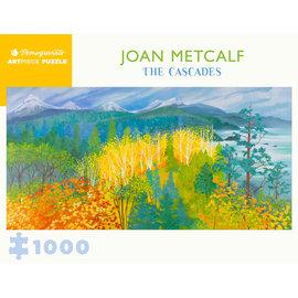 Pomegranate Joan Metcalf: The Cascades 1000-Piece Jigsaw Puzzle