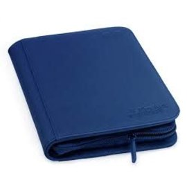 Ultimate Guard Ultimate Guard: Zipfolio Xenoskin 4-Pocket - Dark Blue